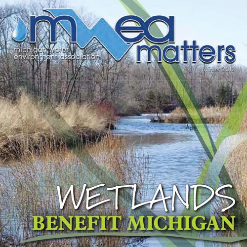 MWEA Matters - Winter 2012