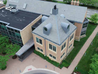 Roof Inspection | Grosse Pointe South Central Library & Wood Branch Library